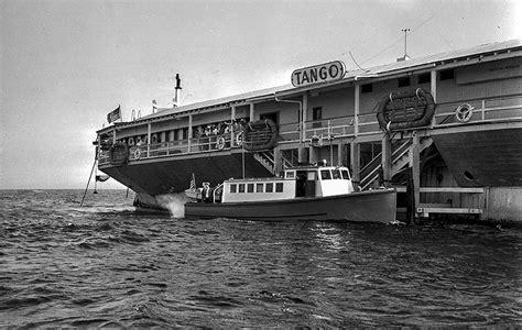 Gambling Ships Off Santa Monica  Cruising The Past