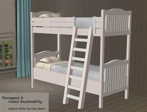 fixed nantucket bunk bed  hope baylor bedrooms