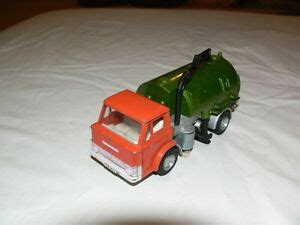 DINKY TOYS 451 FORD D800 JOHNSTON ROADSWEEPER DIECAST ...