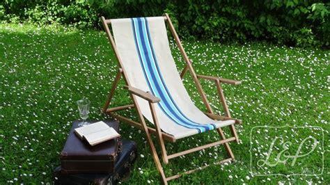 chaise longue chilienne chaise longue transat chilienne des ées 30 meubles