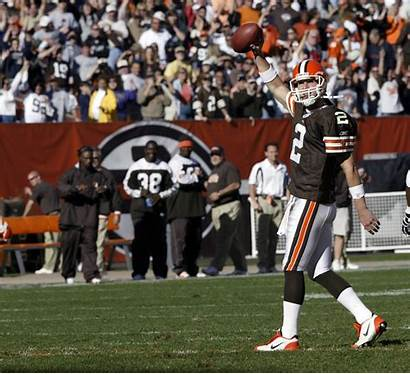 Browns Cleveland Quarterback 1999 Since Starting Every