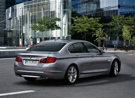 Bmw 5 Series 2012 by 2012 Bmw 5 Series Image 16