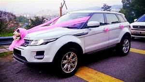 RedOrca Malaysia Wedding and Event Car Rental: Range Rover