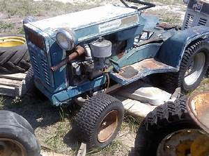 Montgomery Wards Hydrostatic 16 - Gilson Tractor Forum