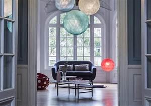 Eclairage Salon Sejour : luminaires de salon id es et inspirations d co pour un clairage canon ~ Melissatoandfro.com Idées de Décoration