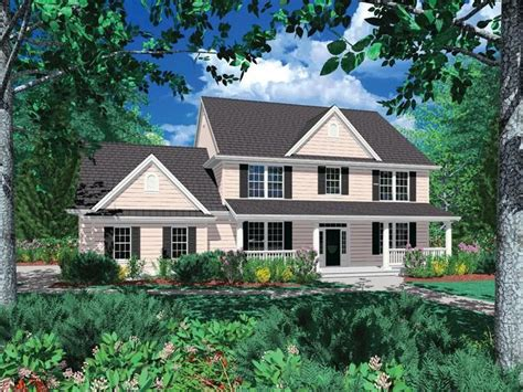 House Plan 2559 00496 Country Plan: 3 088 Square Feet 4