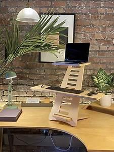 Harmoni, Standing, Desk, -, Laptop, Standing, Desk, Designed, In, Tokyo