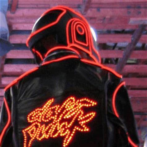 daft punk alive  enlighted designs