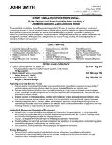hr resume format pdf 15 best images about human resources hr resume templates sles on professional