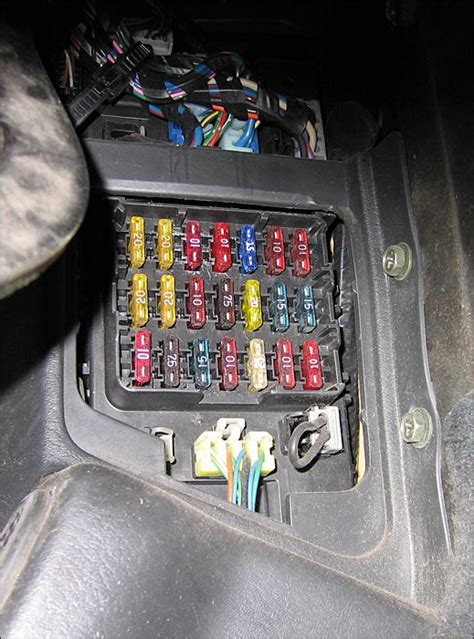 fuses  locations  nissan zx