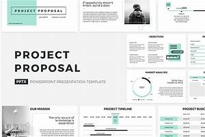 project proposal powerpoint template presentation With rfp presentation template
