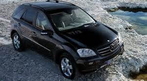Road test editor jonathan wong: 2008 Mercedes M-Class | Specifications - Car Specs | Auto123