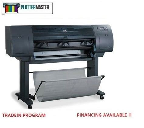 hp designjet   wide format plotter printer qa