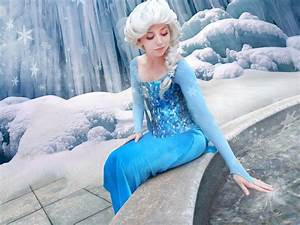 Elsa Cosplay from Frozen by AshleyKayley on DeviantArt