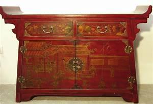 Meuble Chinois Occasion : meuble chinois meuble de salon contemporain ~ Teatrodelosmanantiales.com Idées de Décoration
