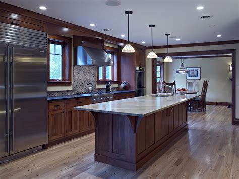 Mission Style Cabinets Kitchen Craftsman With Cabinets Dining Table Sets With 6 Chairs Narrow Counter Height For Kitchen Set Black Party Tables Linens High The Buffet Room Restore