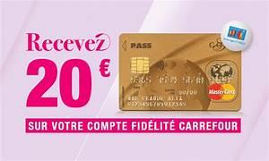 Www Pass Fidelite Fr : paiement avec la carte pass chez carrefour carrefour banque ~ Dailycaller-alerts.com Idées de Décoration