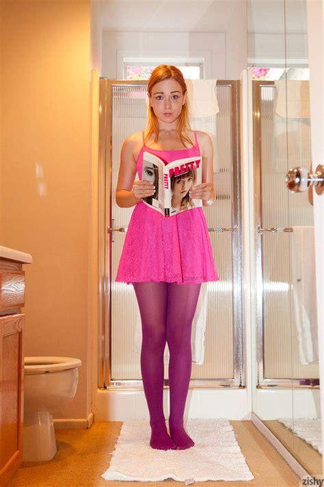 Zishy Alaina Fox The Pink Stuff Girlznation