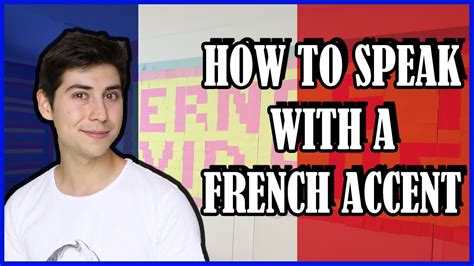 speak   french accent taught   french
