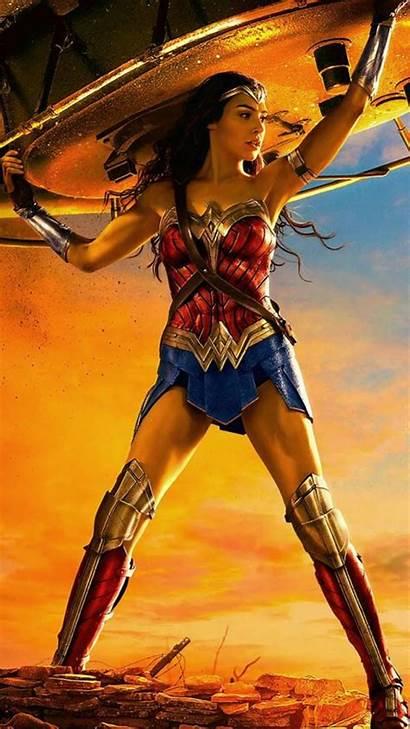 Wonder Woman Wallpapers Mobile Phone Resolution Gal