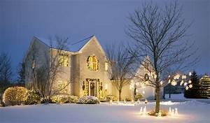20, Outdoor, Christmas, Light, Decoration, Ideas