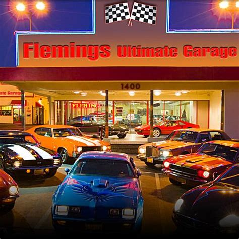 flemings ultimate garage  rockville md yellowbot