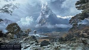 Artwork fictional landscapes wallpaper 1600x900 213548 for Fictional landscapes