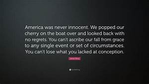 James Ellroy Qu... Cherry Pop Quotes