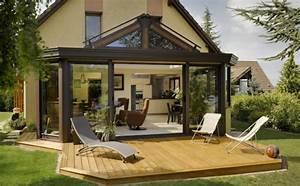 Styl Deco Veranda : v randas de vos r ves 35 id es fantastiques ~ Premium-room.com Idées de Décoration