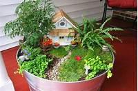 fine fairy garden design 30 DIY Ideas How To Make Fairy Garden | Architecture & Design