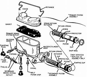2002 Chevy Silverado Parts Diagram Master Cylendar  Vacuum
