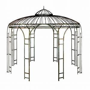 Gartenpavillon Aus Metall : ber ideen zu gartenpavillon metall auf pinterest ~ Michelbontemps.com Haus und Dekorationen