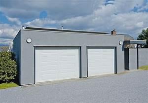 construction de garage en sous sol ou hors sol dans le With construire un garage cout
