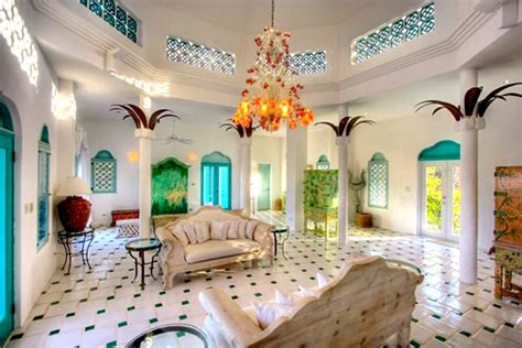 Living Rooms Of The Rich And Famous  New Dining Rooms Walls