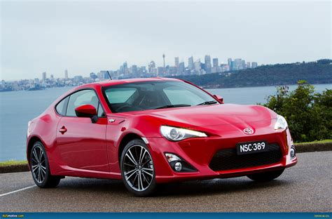 Toyota 86 Picture by Ausmotive 187 Toyota 86 Australian Pricing Specs