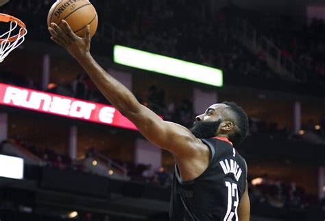 James Harden, Rockets overwhelm lowly Cavaliers | Inquirer ...