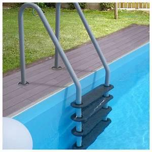 Echelle De Piscine Pas Cher : echelle pour piscine ~ Melissatoandfro.com Idées de Décoration