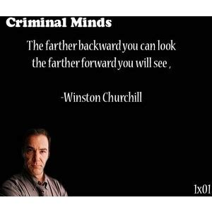 Quotes From Criminal Minds Criminal Minds Quotes And Sayings Quotesgram