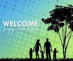 Background Of Powerpoint Presentation Free Download Free Family Powerpoint Template Free Powerpoint