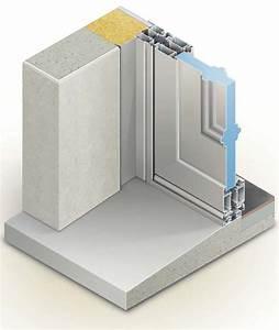 Porte Entrée Aluminium Rénovation : portes d 39 entr e aluminium pour le neuf ou la r novation ~ Edinachiropracticcenter.com Idées de Décoration