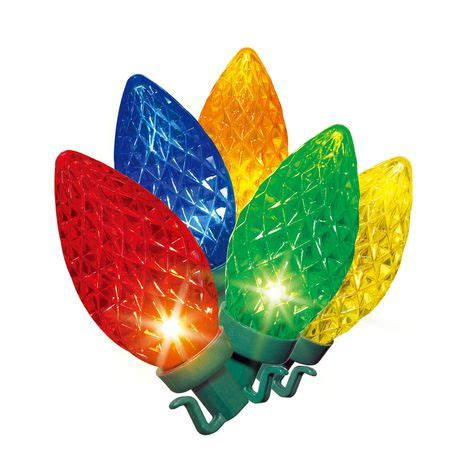 holiday time ultra bright led c9 light set walmart canada