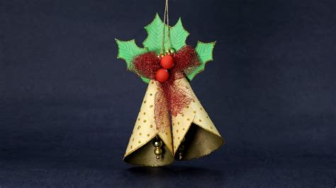 Jingle Bells Ornament For Christmas Tree Luxury Bathroom Flooring Valspar Colors Chic Ideas Very Tiny Mexican Addition Oil Rubbed Bronze Light Fixtures Vinyl Sheet