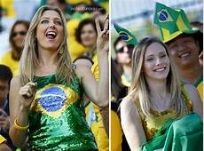 30 Photos of Hot Female Fans World Cup 2014