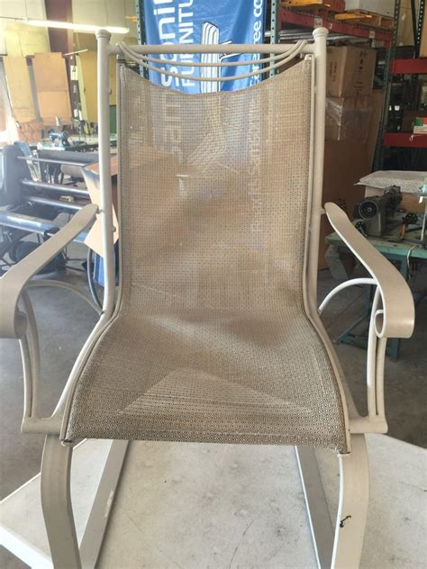 Replacement Slings For Patio Chairs by Furniture Samsonite Outdoor Patio Furniture Replacement