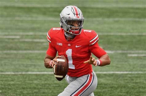 Justin Fields: Ohio State QB can seize spotlight vs. Penn ...