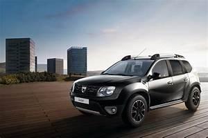 4 4 Dacia : dacia duster en version haut de gamme le black touch petit 4x4 ~ Gottalentnigeria.com Avis de Voitures