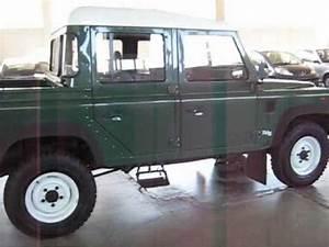Land Rover Defender 110 Td5 : land rover defender 110 2 5 td5 cat crew cab s youtube ~ Kayakingforconservation.com Haus und Dekorationen
