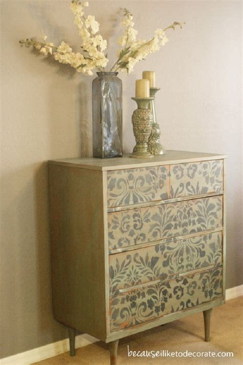 Furniture Decoration by 7 Diy Furniture Paint Decorations Ideas