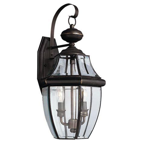 sea gull lighting lancaster 2 light antique bronze outdoor