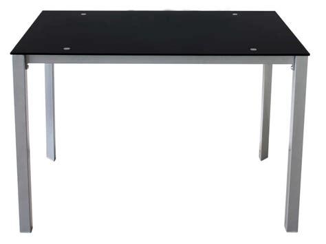 table cuisine largeur table rectangulaire charlen vente de table conforama